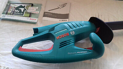 bosch hedge cutter strimmer cordless 2.5AHbr and new with charger NO Battery