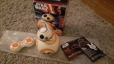 Star Wars The Force Awakens BB-8 Droid Remote Controlled RC Action Figure Hasbro