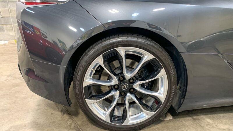 Image 11 Voiture Asiatique d'occasion Lexus LC 2018