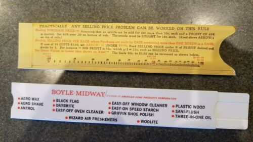 Boyle-Midway Profit Calculator