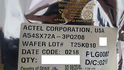 Actel A54sx72a-3pq208 Ic Sx-a Family Fpga