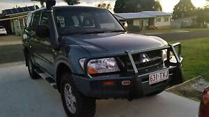 2005 Mitsubishi Pajero Wagon Camira Ipswich City Preview