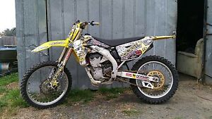 2011 RMZ450 PRICE DROP! Bellerive Clarence Area Preview