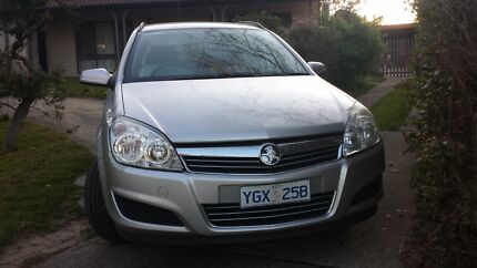Holden astra 2007 station wagon Belconnen Belconnen Area Preview