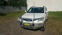 2012 Great Wall X240 4x4 Wagon White Manual 5sp Bull/Tow Bar Lift Umina Beach Gosford Area Preview
