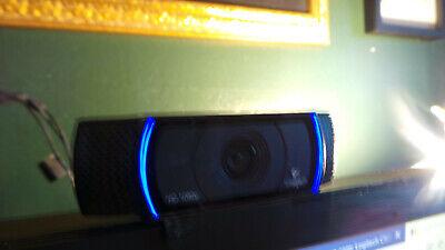 Logitech C920s Pro HD Webcam - Black