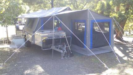 Altitude - Camper trailer Kingston Kingborough Area Preview