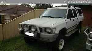 1996 Hilux 3L turbo diesel motor Rockingham Rockingham Area Preview