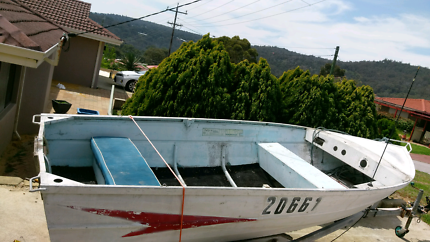 12ft aluminum dinghy