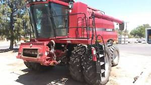 2011 Case IH 7088 Combine with 2152 40Ft Front & Trailer Waikerie Loxton Waikerie Preview