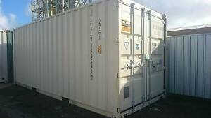 20 Foot Shipping Containers - From $1500 to $3000 Newcastle Newcastle Area Preview