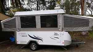 Jayco Dove Pop Top Caravan and Annex Rathmines Lake Macquarie Area Preview