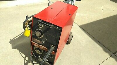 Snap On Dip Pak Mm 250 Welder. Aluminum Mig Commercial Industrial Esab 1 Phase