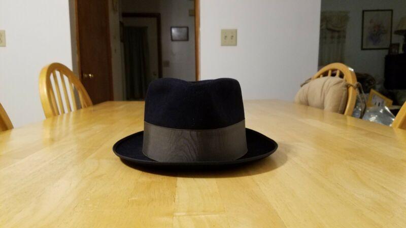 Vintage Royal Stetson Fedora Hat 1950