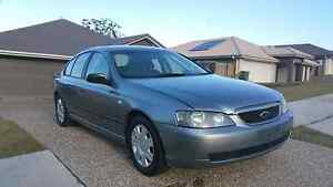 2005 FORD FALCON RWC LOW KM 175KM ONE OWNER $2650 Beenleigh Logan Area Preview