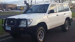 2004 Toyota LandCruiser Diesel Wagon Traralgon East Latrobe Valley Preview