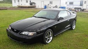95 Mustang trade for quad or bike.