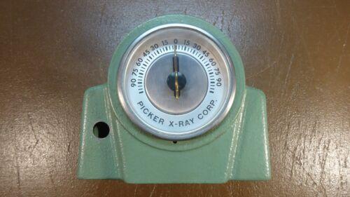 picker x-ray gauge