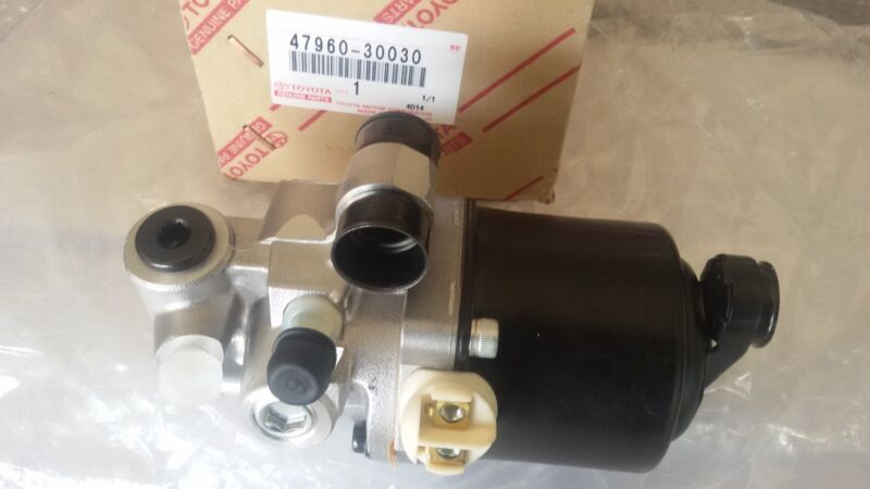 TOYOTA LAND CRUISER GENUINE BRAKE BOOSTER PUMP 47960-30030