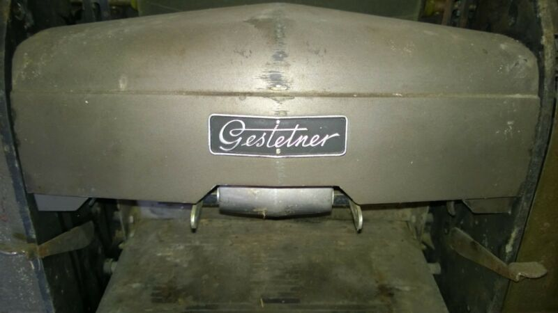 Gestetner Duplicator Model 130