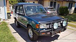 1997 Land Rover Discovery Wagon Seven Hills Blacktown Area Preview