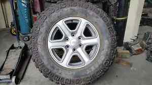 Ford Ranger rims & tyres Liverpool Liverpool Area Preview