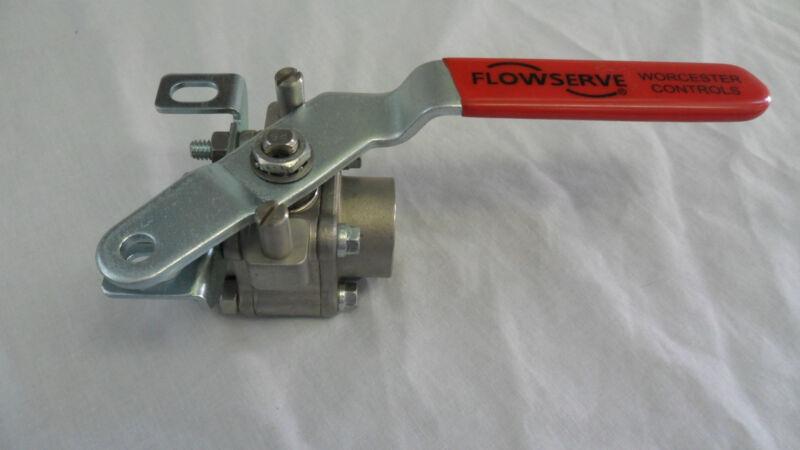 Worcester Flowserve 1/2 K4466TSW Worcester Controls Valve