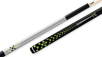 Poison Pool Cue Cyanide 3-4 CY3-4 - Free Joint Caps and Sleeve 3rd Gen