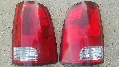 2010-2018 Ram 1500 2500 3500 Tail light Tail lamp 55277414AC 55277415AC