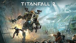 Titan fall 2 for PS4