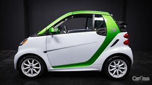 2014 Smart fortwo electric drive Passion NAV! SOFT TOP! HEATE...