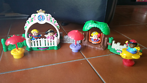 Little People Garden party set Morayfield Caboolture Area Preview