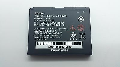Lot Of 10 Battery For Zte Z665c Z665 Valet Straight Talk ...