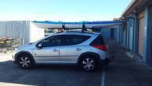 Kayak Hurricane Skimmer 128 SOT Wynnum Brisbane South East Preview