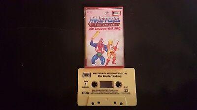 "Masters of the Universe / He Man / Motu ""Folge Nr. 23"" MC"