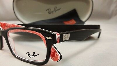 RayBan 5206 with Prescription Lenses w Transitions and/or Anti (Prescription Transition Lenses)