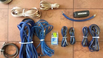Kicker sub wireing Barnsley Lake Macquarie Area Preview
