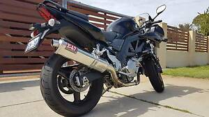 2012 Suzuki SV650S LAMS Motorbike Bedford Bayswater Area Preview