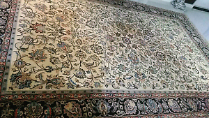 Handmade parshin rug $1,500 Ermington Parramatta Area Preview