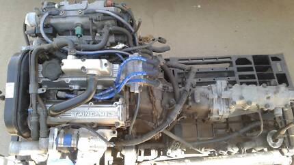 Suzuki Mighty Boy Parts