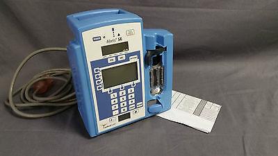 Alaris 7130 Signature Gold Infusion Pump Iv Pump Soft 4.54