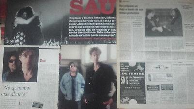 Usado, Sau Carles Sabater Pep Sala colección reportajes prensa bis2 segunda mano  Embacar hacia Argentina