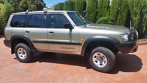 1999 TD42t Nissan Patrol Wagon Diamond Creek Nillumbik Area Preview