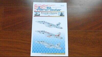 Aeromaster 1/48 KENNEDY''S HORNETS PART 1 48-607 48607 Mint