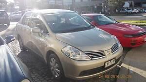 2009 Nissan Tiida Sedan Wantirna Knox Area Preview