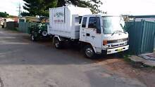 Wood chipper / tipper package Albury Albury Area Preview