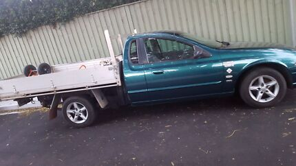 Ford ute 2001 today price $ 2200 Bargain Sydney City Inner Sydney Preview