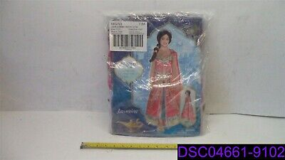 Amscan Child Pink Jasmine Costume Aladdin #340 Toddler 3-4 P/N 8402723 (Jasmine Baby Costume)