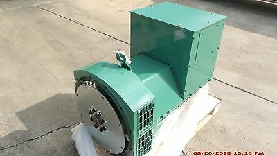 Generator Alternator Head Cgg224e 50kw 1phase Sae 3 11.5 120240 Volts