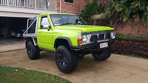 Nissan patrol rb30 turbo gq boost weapon Glass House Mountains Caloundra Area Preview